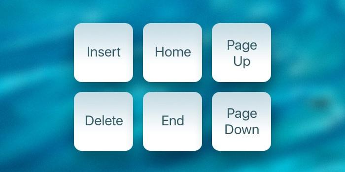 Совет по macOS: Где на клавиатуре клавиши Home и End?