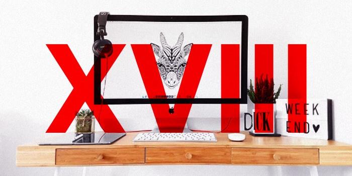 Mac на рабочем столе XVIII: интерьеры, построенные вокруг «яблочного» компьютера