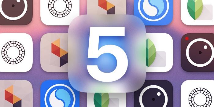 Пять фотоприложений, которые должны быть на вашем iPhone