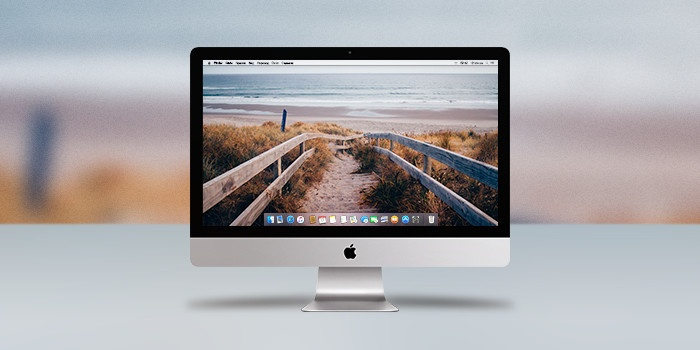 Обои для OS X: водная стихия, какая она есть