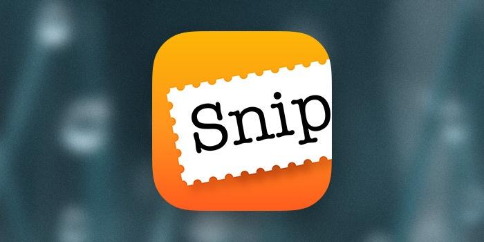 TypeSnippets для iOS: простой ввод часто используемых фрагментов текста