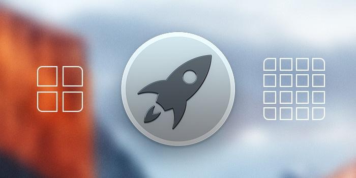 Совет по OS X: настройка числа значков на экране Launchpad