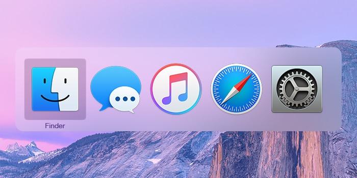 Совет по OS X: 7 секретов штатного переключателя приложений