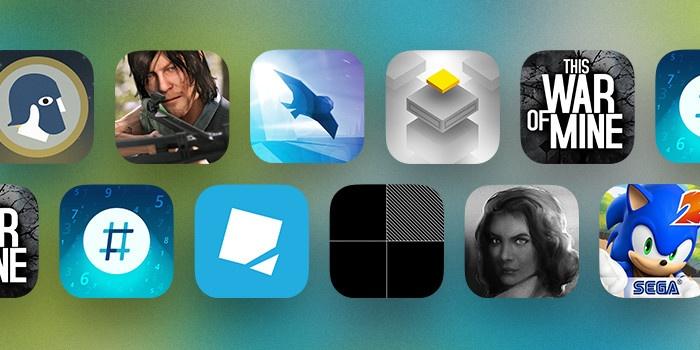10 крутых iOS-игр: от «Ходячих мертвецов» до ежа Соника