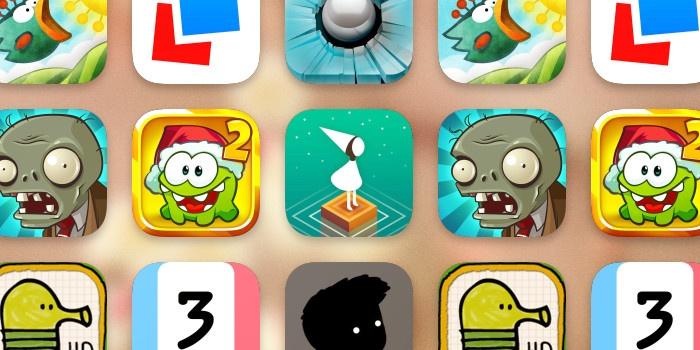 Выбор iStore: лучшие игры всех времен для iPhone и iPad