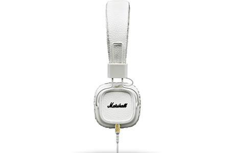 Наушники Marshall Major II (белые)