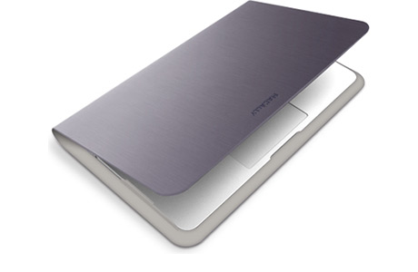 "Чехол Macally AirFolio для MacBook Air 13"" (лиловый)"