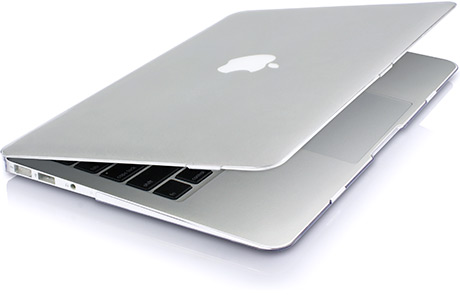 "Футляр Macally AirShell для MacBook Air 11"" (прозрачный)"