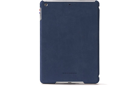 Чехол Decoded Slim Cover для iPad Air (темно-синий)