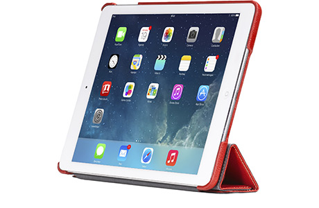 Чехол Decoded Slim Cover для iPad Air (красный)