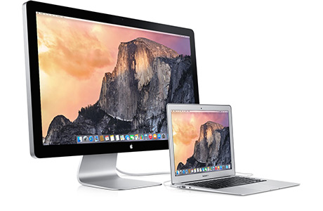ЖК-дисплей Apple Thunderbolt Display 27''