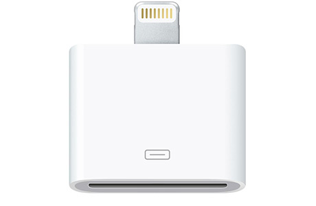 Адаптер Apple Lightning/30-pin Adapter