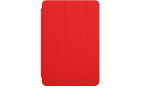 Обложка  Apple Smart Cover для iPad mini (красная)