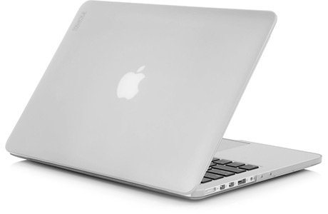 "Футляр-накладка Incipio Feather Frosted Pro 13"" для MacBook Pro Retina 13″ (иней)"