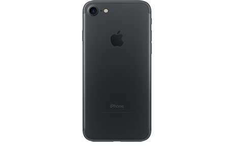 Смартфон Apple iPhone 7 128 ГБ Black 4,7″ (черный)
