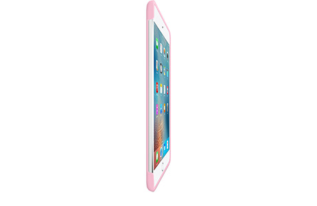Футляр Apple Silicone Case для iPad mini 4 (розовый)