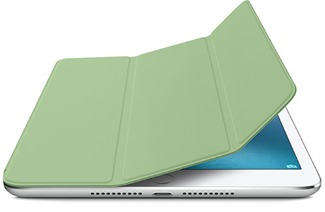 Обложка Apple Smart Cover для iPad mini 4 (мятная)