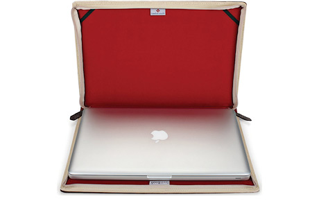 "Чехол Twelve South BookBook для MacBook Pro 13"" (красный)"