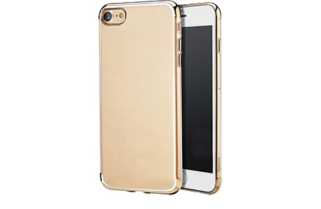 Чехол Baseus Shining Case для iPhone 7 (золотой)