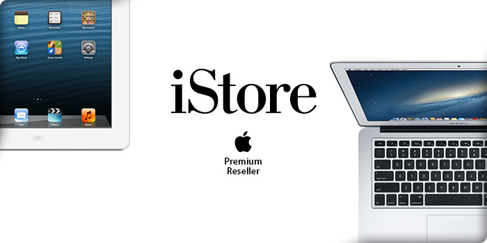 Открытие нового магазина iStore в ТРЦ «Гулливер»