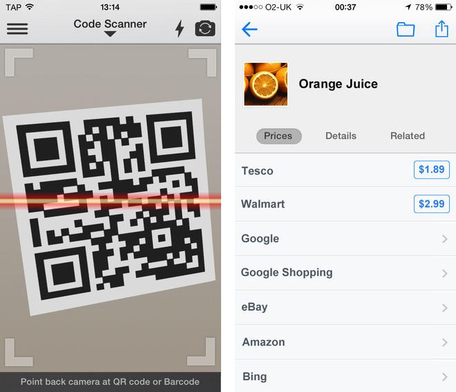 Скачать программу qr код для андроид