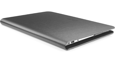 "Чехол Macally AirFolio для MacBook Air 11"" (черный)"