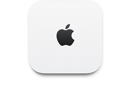 Wi-Fi роутер  Apple AirPort Extreme Base Station