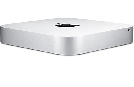 Настольный компьютер Apple Mac mini 1,4 ГГц, 4 ГБ, 500 ГБ