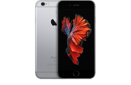 Смартфон Apple iPhone 6s 64 ГБ (серый космос)