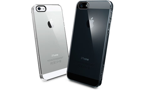 Чехол Spigen Ultra Thin Air для iPhone 5/5S (прозрачный)