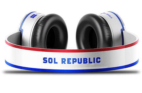 Наушники с Control Talk SOL Republic Tracks HD Anthem