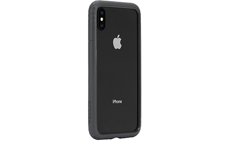 Чехол-накладка Incase Frame Case для iPhone X (оружейный метал)