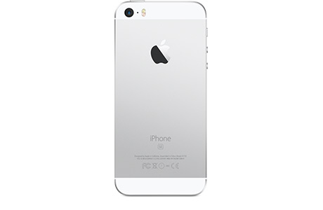 Смартфон Apple iPhone SE 64 ГБ (cеребристый)
