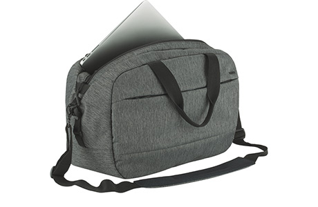 Сумка Incase City Duffel для MacBook Pro 15″ (черный вереск)