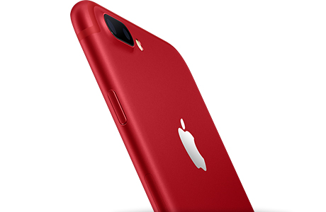 Смартфон Apple iPhone 7 Plus 256 ГБ (PRODUCT) RED 5,5″ (красный)
