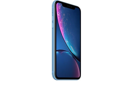 Смартфон Apple iPhone Xr 64 ГБ (синий)