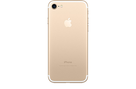 Смартфон Apple iPhone 7 128 ГБ Gold 4,7″ (золотой)