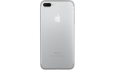 Смартфон Apple iPhone 7 Plus 128 ГБ Silver 5,5″ (серебристый)