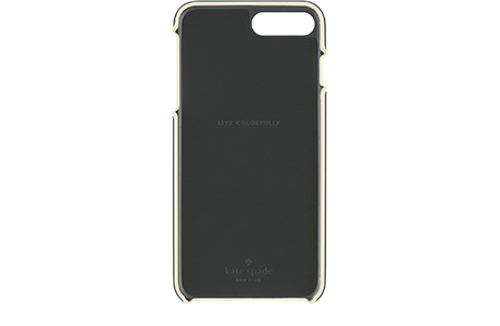 Футляр-накладка Kate Spade New York Wrap Case для iPhone 7 Plus (черный)