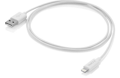 Кабель Incipio Lightning to USB Cable USB — Lightning, 1 м (белый)