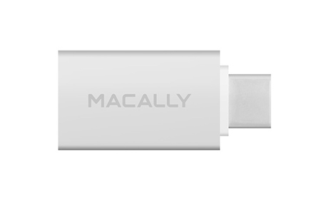Адаптер Macally UCUAF2 USB-C — USB-A