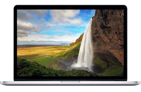 "Ноутбук Apple MacBook Pro 15"" Retina 4×2,5 ГГц, 16 ГБ, SSD 512 ГБ (2015 г.)"