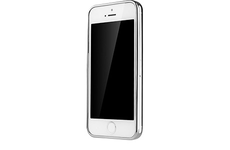 Чехол Baseus Shining Case для iPhone SE / 5s / 5 (черный)