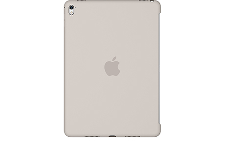 Чехол Apple Silicone Case для iPad Pro 9,7″ (камень)