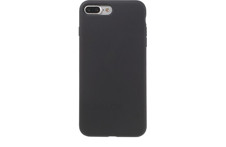 Чехол-накладка COTEetCI Silicone Case для iPhone 7 Plus (черный)