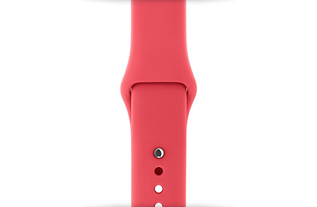 Ремешок Apple Sport Band 38 мм (малиновый)