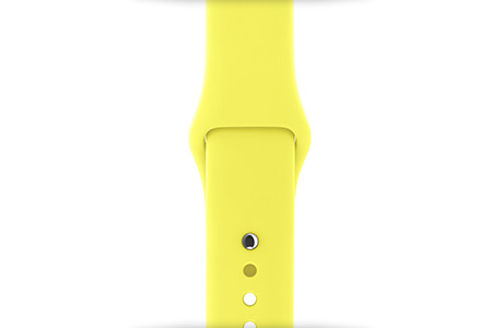 Ремешок Apple Sport Band 42/44 мм (кислота)
