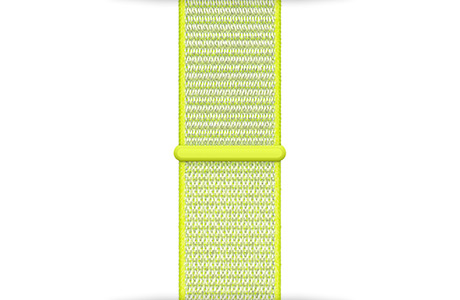 Ремешок Apple Nike Sport Loop 38 мм (кислота)