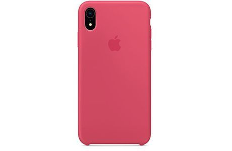 Чехлы для iPhone: Silicone Case для iPhone Xr (гибискус)