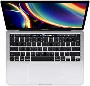 MacBook Pro: Apple MacBook Pro 13″ Touch Bar, 4×2,0 ГГц, 1 Тб SSD (серебристый, 2020)